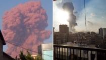레바논 대형 폭발 참사