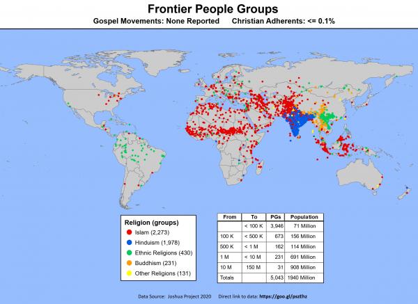 세계교회미전도종족개척연대
