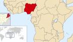 나이지리아 지도
