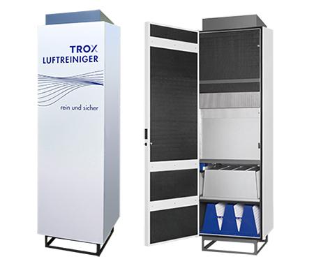 TROX 공기 정화기