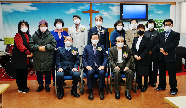 누가선교회신학교 신대원 인천분교 개원