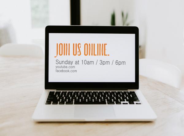 온라인 교회