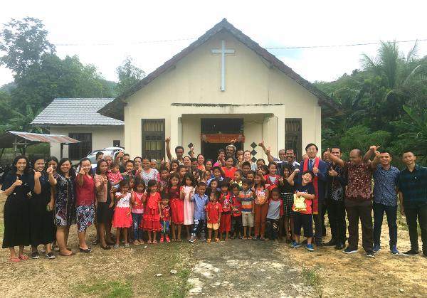 인도네시아 현지 교회
