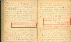 1889년 8월 17일, 19일 자 아펜젤러 남부순행 일기