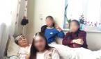 중앙아시아의 MBB 성도 바하르와 자녀들