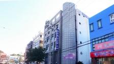 대전에 위치한 IEM국제학교 건물 모습.
