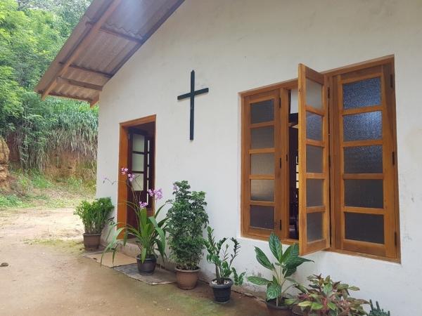 스리랑카 날라카 목사가 사역하는 교회