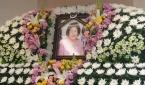 서울대병원 장례식장에 마련된 빈소에 고인의 영정사진이 놓여 있다.