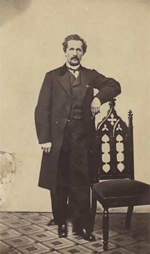 1886~1890년 고종의 외교 고문으로 활동한 데니