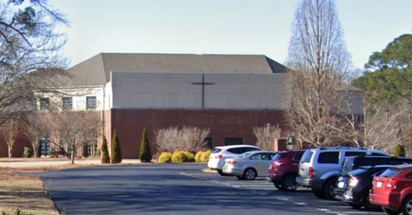 크랩애플 퍼스트 침례교회