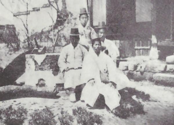 서울의 권서들(1909)