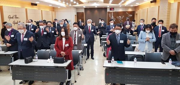 한국교회총연합 새로남교회