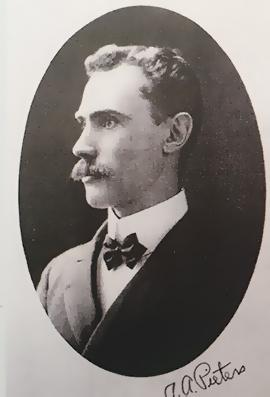 알렉산더 A. 피터스(Alexander Albert Pieters, 1871~1958, 彼得)