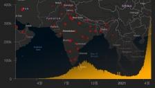 14억 인구대국 인도가 코로나 2차 대유행을 겪고 있다.