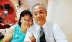 고(故) 박동주 선교사(우)와 사모 이금숙 선교사(좌)