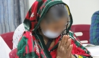 한 방글라데시 성도가 기도하고 있다.