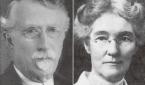 윌리엄 베어드와 부인 애니 베어드