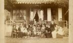 1893년 10월 미 북장로교회 선교사 사진