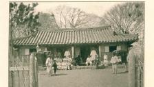 한국인 성도들에 의해 설립된 소래교회 전경