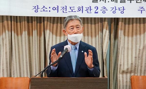 한국노인복지선교협의회 제247회 조찬기도회