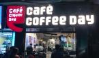 인도 대표 커피숍인 카페 커피데이