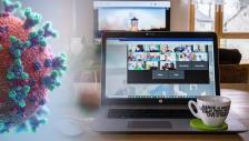코로나바이러스 온라인 모임