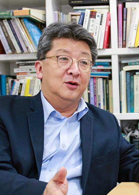 마동훈 고려대 미디어학부 교수