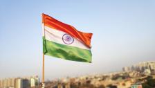 인도의 국기