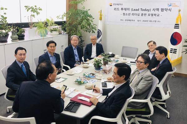 중앙예닮학교·4/14윈도우한국연합·원호프